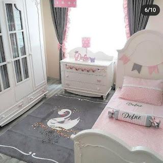les 30+meilleures images de décoration chambre fille