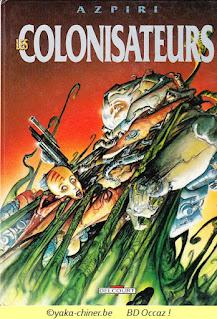 Les Colonisateurs par Azpiri