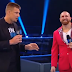 Rob Gronkowski makes first appearance at WWE Smackdown