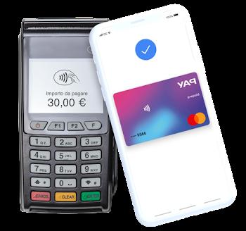Yap: Buoni Amazon fino a 20€ + Iscrizione Cashback di stato senza SPID e app IO Yap-contactless