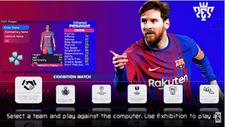Download PES 2022 PPSSPP Chelito V1 English Version Update Hair 2K & New Promotion Team