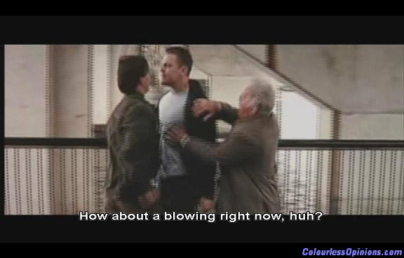 The Departed bootleg pirated gay subtitles 25