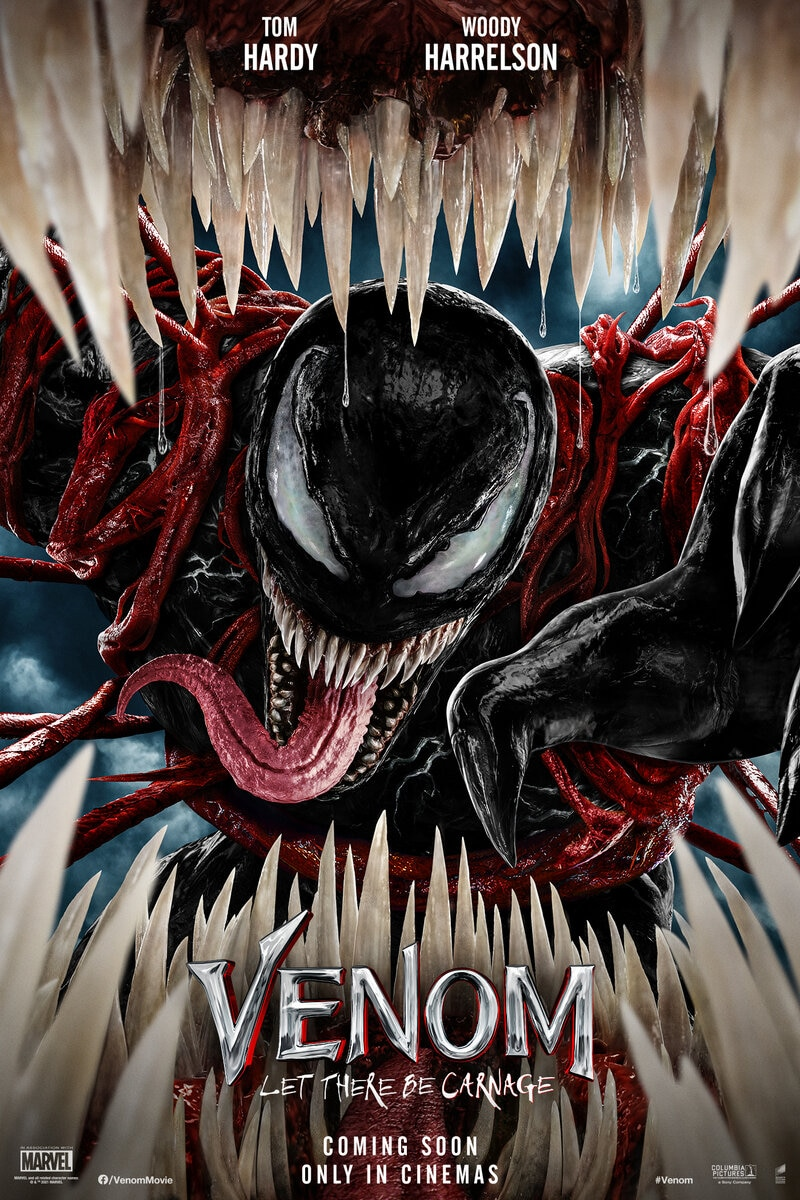 Venom: Let There Be Carnage poster