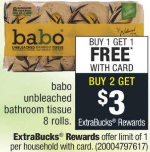 babo toilet paper deals