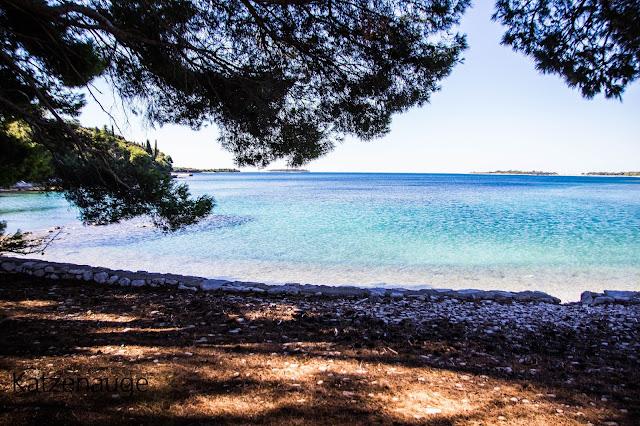 Insel, Island, Kroaten, Brijuni Insel