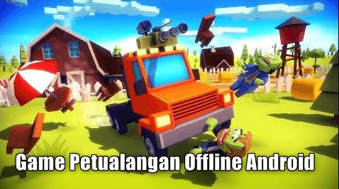 Kumpulan Game Petualangan Offline Terbaik 2018 Gratis di Android