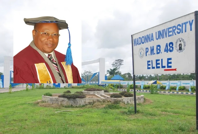 Divine Rogues: Madonna University Extort Students Of Over N650 Million As Resumption Fee Payment