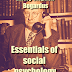 Essentials of social psychology (1920) by Emory Stephen Bogardus