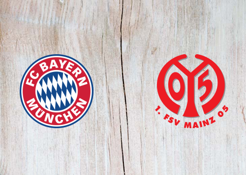 Bayern München vs Mainz 05 -Highlights 31 August 2019