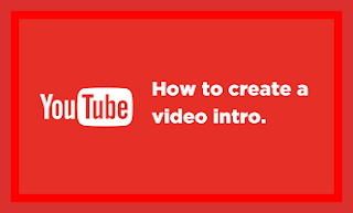 কিভাবে YouTube Channel Intro বানাবেন || How to make a YouTube Indro