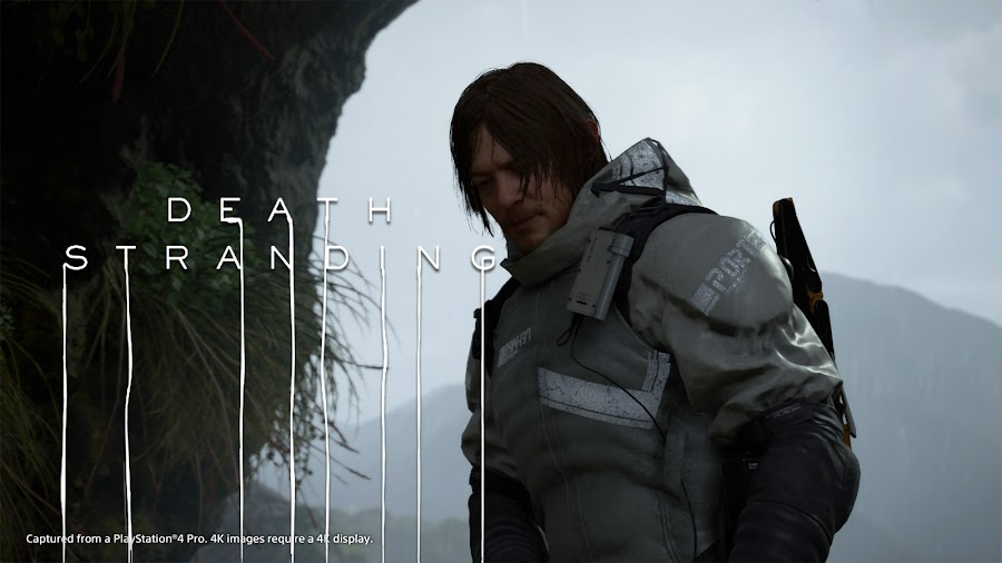 death stranding e3 gameplay reveal trailer