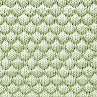 Textured Knitting 33: Bubble Stitch
