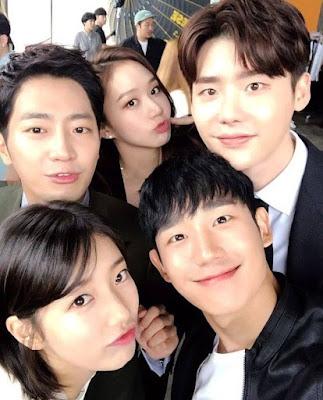 Drama Korea While You Were Sleeping - Suzy