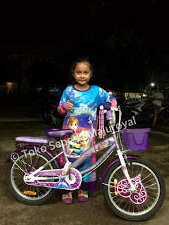 "2 Sepeda Anak Mini Bmx 12-16-18-20"" SMS 085313488057"