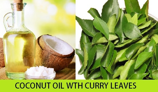 Curry Leaves And Coconut Tonic