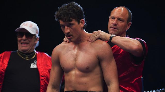 Milles Teller se deja los cuernos en el ring en el primer tráiler de 'Bleed for This'