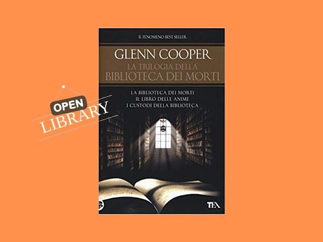 La biblioteca dei morti: la tetralogia di Glenn Cooper