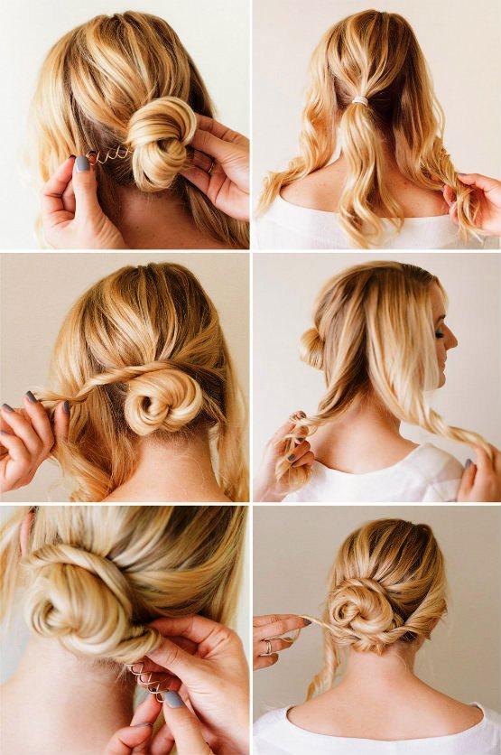 Peinados Recogidos Elegantes Paso A Paso - Recogidos-sencillos-paso-a-paso