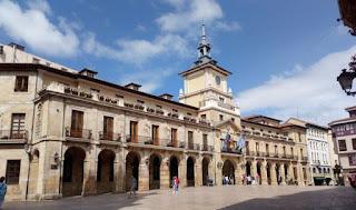 Ayuntamiento o Casa Consistorial de Oviedo.