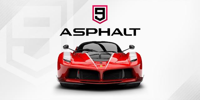 Asphalt 9: Legends (Switch) recebe trailer de laçamento