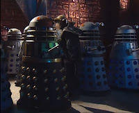 "'The Curse of Fatal Death"" Black Dalek 02"