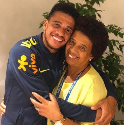 Mãe do jogador Taison da Seleção Brasileira é sequestrada em Pelotas