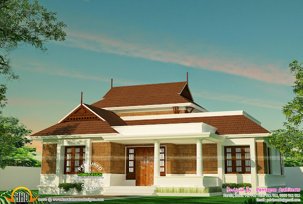 Kerala Home Design And Floor Plans House Set