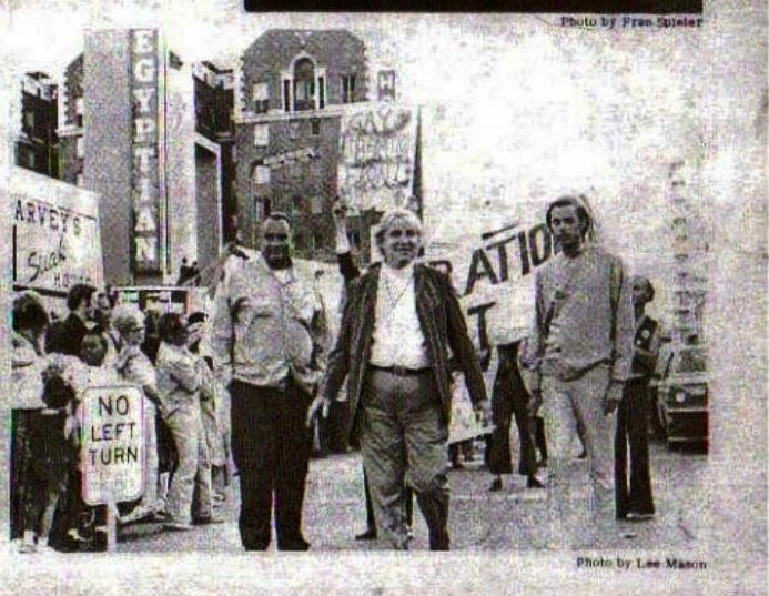 1970 First Gay Pride Parade