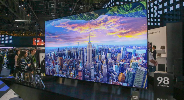 Samsung QLED vs. LG OLED: How the two best TV technologies compare in 2019