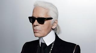 Karl Lagerfeld, Celebrities we lost in 2019. Rachel Hancock @retrogoddesses