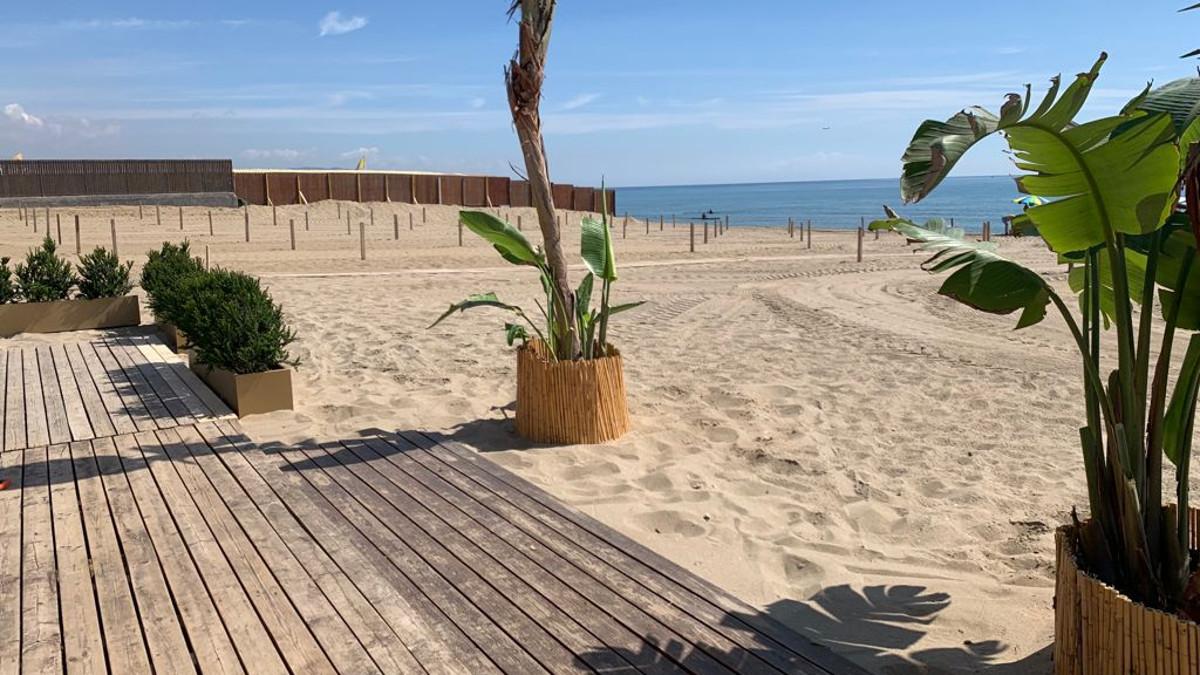 spiaggia libera numero tre