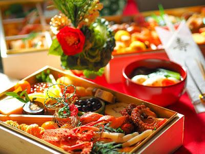 Osechi Makanan Tradisional Ala Jepang