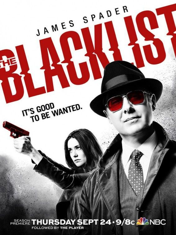 The Blacklist Temporada 1 a la 8 Dual Latino/Ingles 1080p-720p