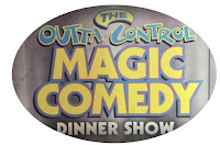Outta Control Magic Comedy Dinner Show - WonderWorks