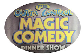 Outta Control Magic Comedy Dinner Show - WonderWorks.