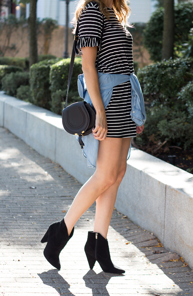 Dress with Booties
