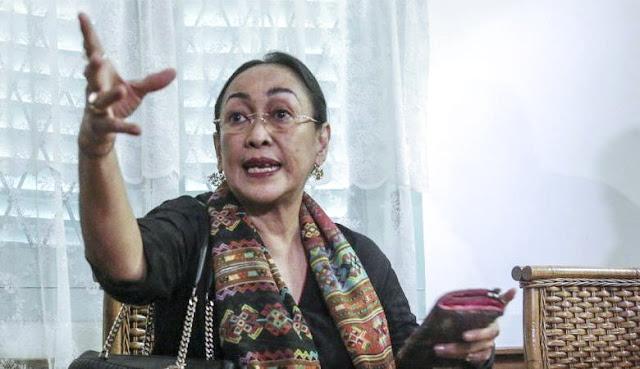 Sukmawati: PKI Itu Ideologinya Pancasila, Kenapa Jadi Masalah?