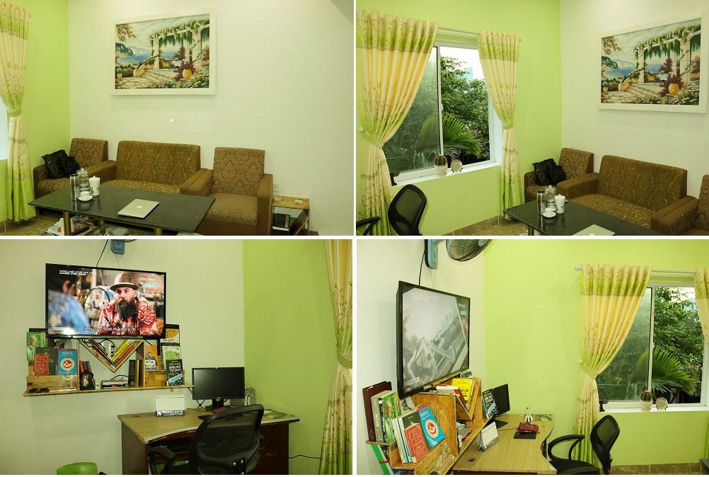 MK Homestay Đà Nẵng: Tiện nghi, ấm cúng, vui vẻ và tự nhiên như ở nhà