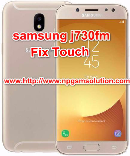 How to fix samsung J730FM Fix Touch Android 8.1.0 Binary U5