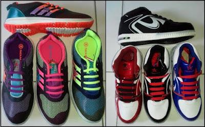 daftar toko grosir sepatu dan sandal murah di Makassar, Sulsel