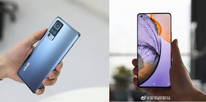 handphone Vivo X50 Pro