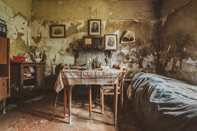 Livre : Le village perdu •• Camilla Sten