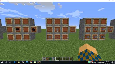 Minecraft crafting durva föld