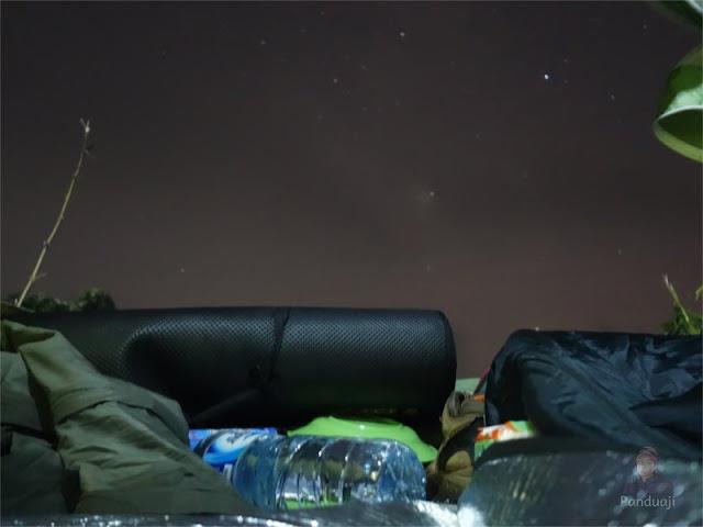 Pemandangan Bintang di Ukir Negoro