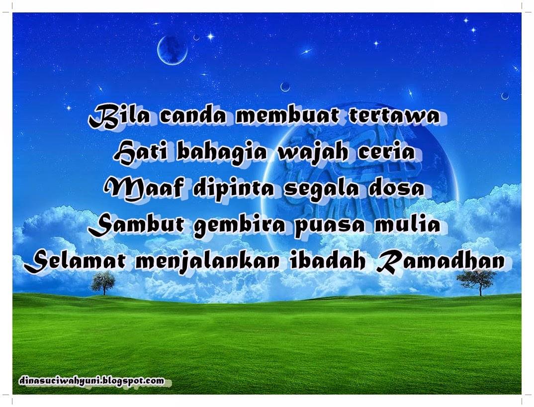 Kata Mutiara Terbaru 30 Ucapan Ramadhan 2017 Pictures