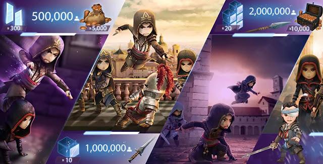 اصدار جديد لعشاق سلسلة ألعاب assassin's Creed