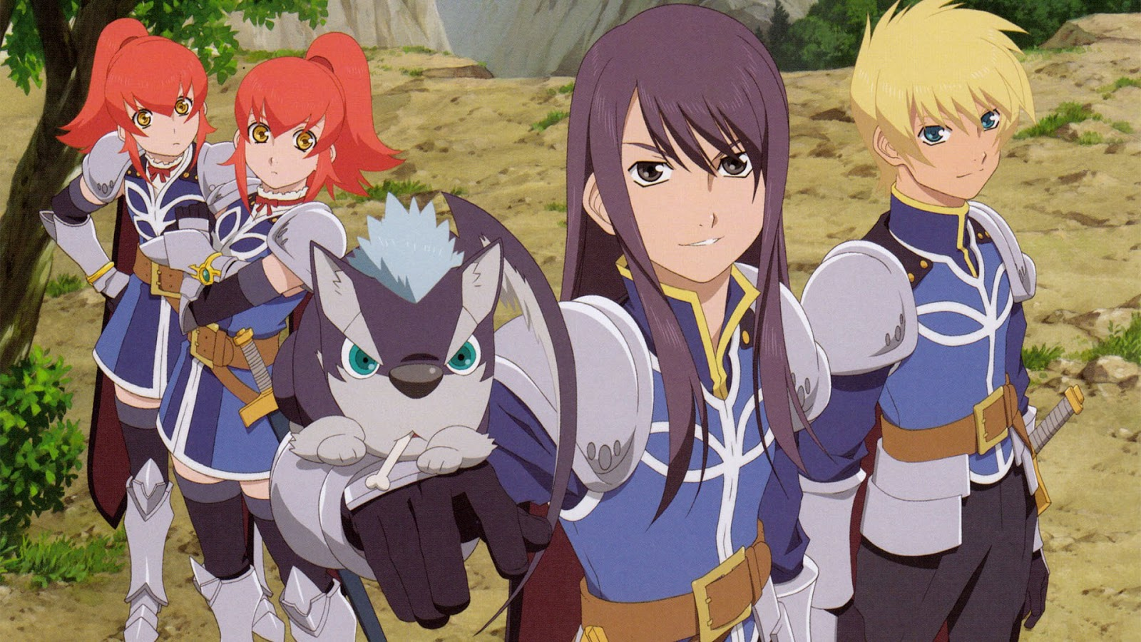 Tales Of Vesperia The First Strike Watch Anime Movies Online