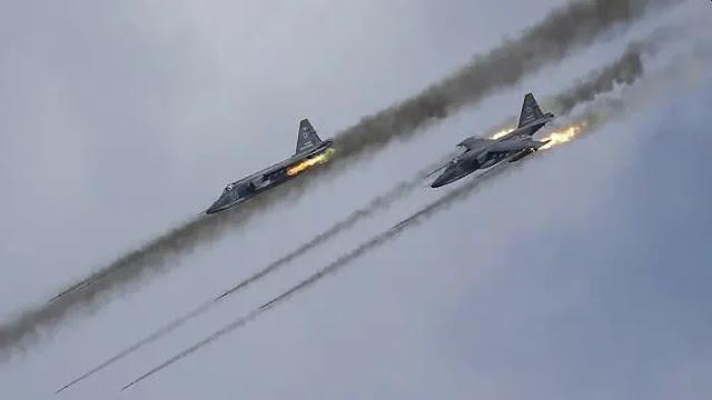 Συρία: Πραγματοποιήθηκε η μεγαλύτερη ρωσική επίθεση των τελευταίων μηνών