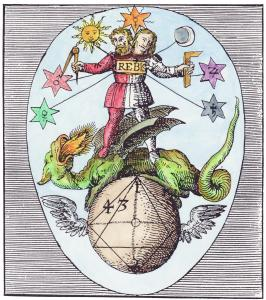 A Review of Alchemical Sequences Coloured - Magic Words & Symbols