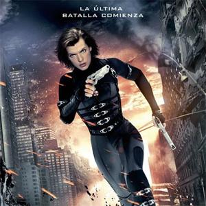 Review de la película 'Resident Evil Venganza'